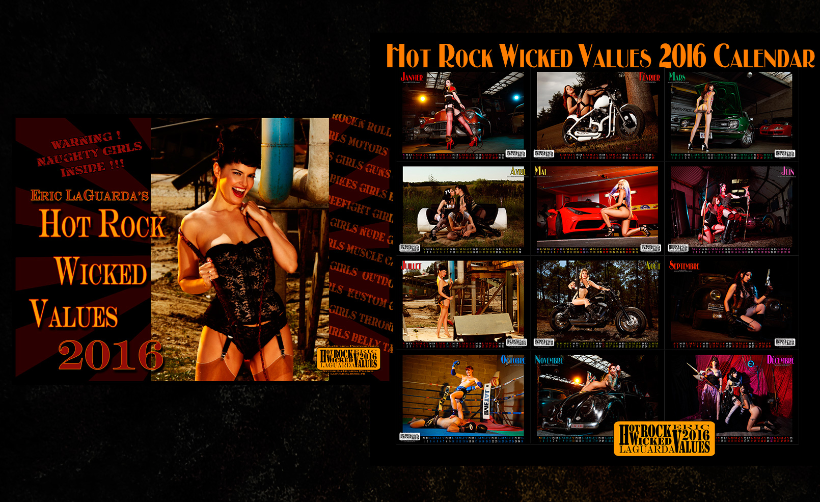 Hot Rock Wicked Values 2016