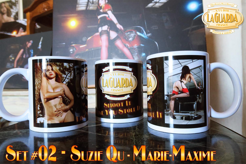 Set 02 - Suzie Qu / Marie-Maxime
