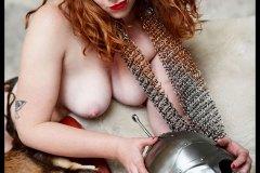 Amraker fighter Ginger Marilyn