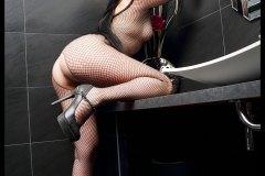 Black resille Elvira