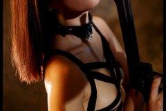Gunslinger Jeanine Deville