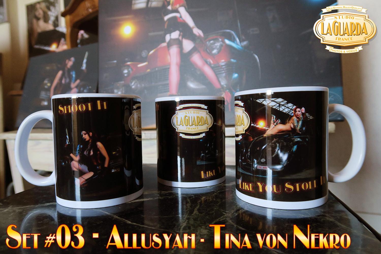 Set03 - Allusyah / Tina von Nekro